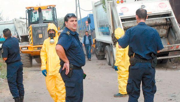 Más de 40 basurales tóxicos con residuos contaminantes