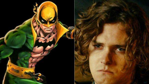 "Se viene ""Iron Fist"", la nueva serie de Marvel y Netflix"
