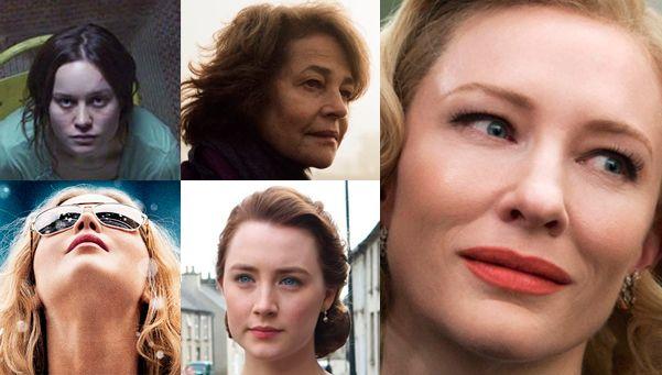 Cómo llegan las actrices nominadas al Oscar