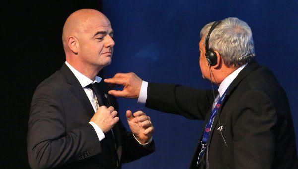Devuelvan los millones, el pedido de la FIFA a dirigentes corruptos