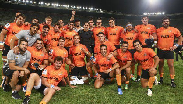 Los Jaguares debutaron con triunfo en el Súper Rugby