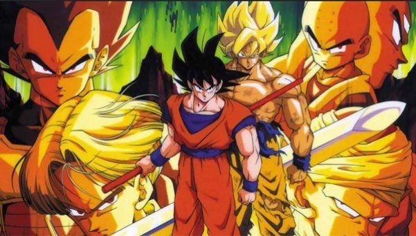 Los cinco temas emblemáticos de Dragon Ball