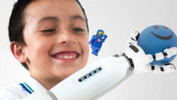 Novedoso sistema para niños con discapacidad