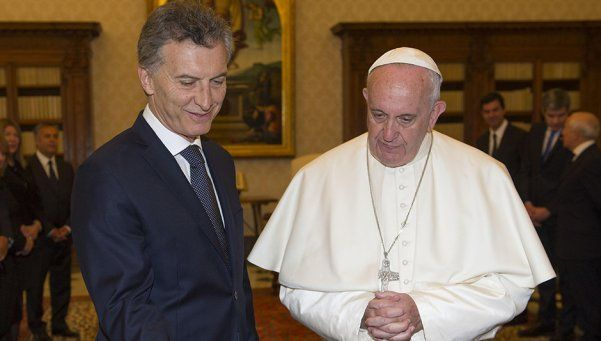 Macri: Francisco es parco, yo de pocas palabras, y eso confunde