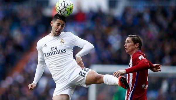 El Atlético bajó al Real en el clásico y es segundo cómodo