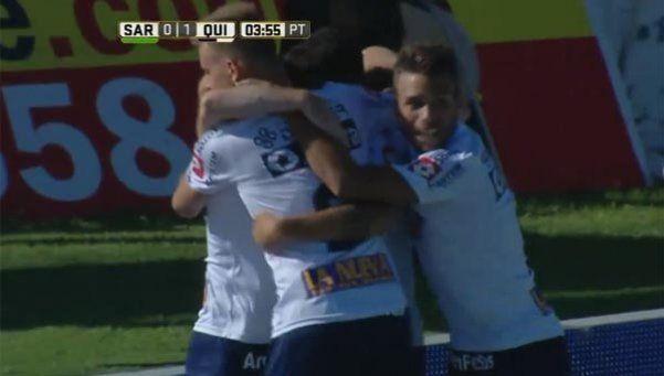 Quilmes rescató un punto en Junín, pero continúa en el fondo