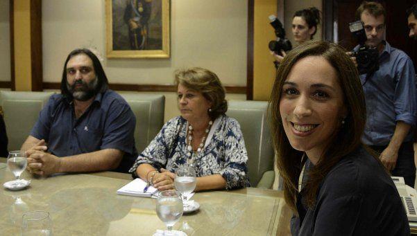 Vidal destacó el esfuerzo del gobierno nacional