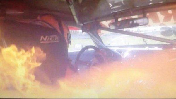 Video | Reynoso estuvo en llamas en el TC Mouras