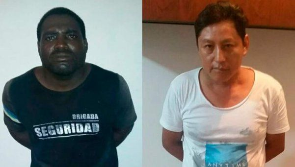 Estos son los supuestos asesinos de las turistas argentinas