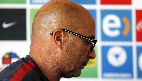 Sampaoli se juntó con Boca y el agente de Tevez, pero dijo no