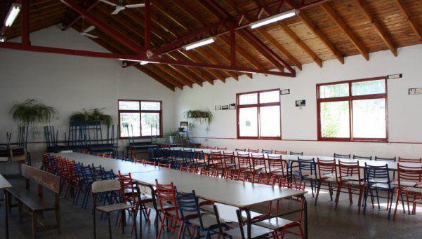Escuelas en condiciones para 85 mil chicos de Almirante Brown