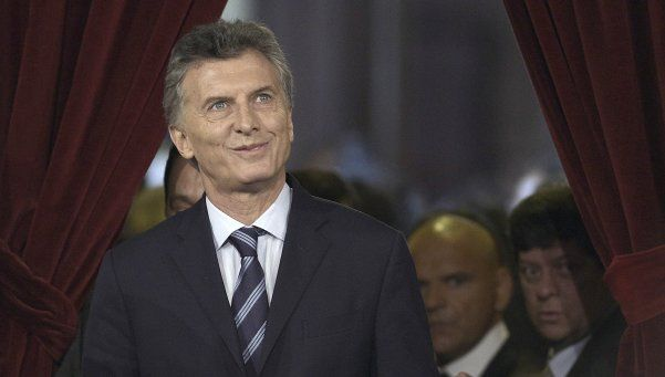 Para Macri, es clave cerrar el problema con holdouts