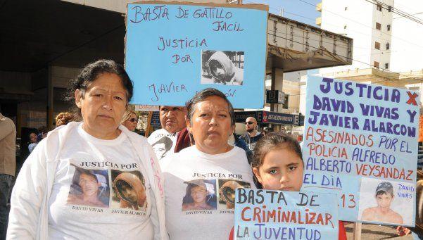 """""""Gatillo fácil"""": 21 años de cárcel para ex subcomisario"""