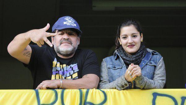 La frustración de Maradona: Se terminó mi sueño de dirigir a Boca
