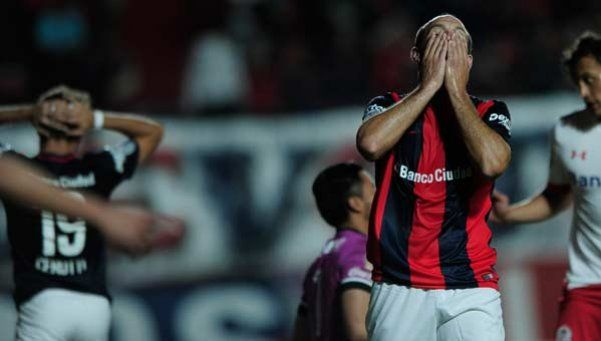 Por tanto vértigo, San Lorenzo terminó con dolor de cabeza