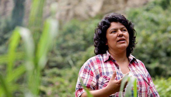 Asesinan a la dirigente ambientalista indígena hondureña Berta Cáceres