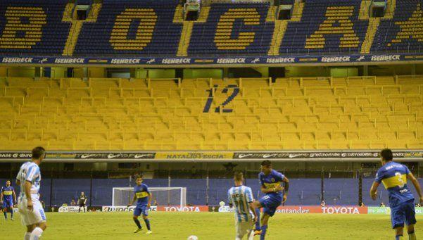 Por la sanción, Boca dejó de ganar 15 palitos
