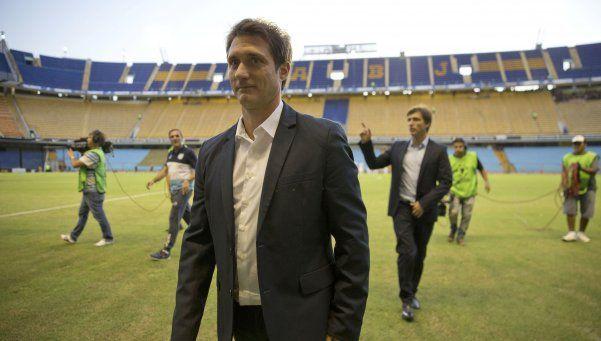 Guillermo: No sé si voy a hacer muchos cambios para jugar contra River