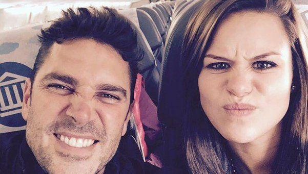 ¿María Del Mar y Matías Alé a los besos en un boliche?