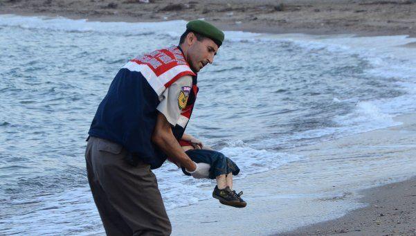 Turquía: condenan a los traficantes que llevaban a Aylan Kurdi