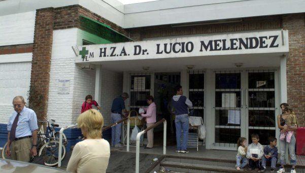 Aporte provincial para tratar de recuperar hospital Meléndez