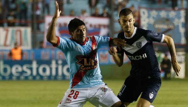 Con un gol mañanero Arsenal derrotó a Vélez