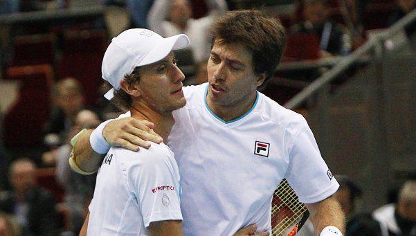 Berlocq y Olivo perdieron el dobles y Polonia descontó en la Davis
