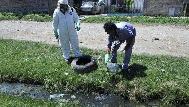 Crecen  los casos de dengue