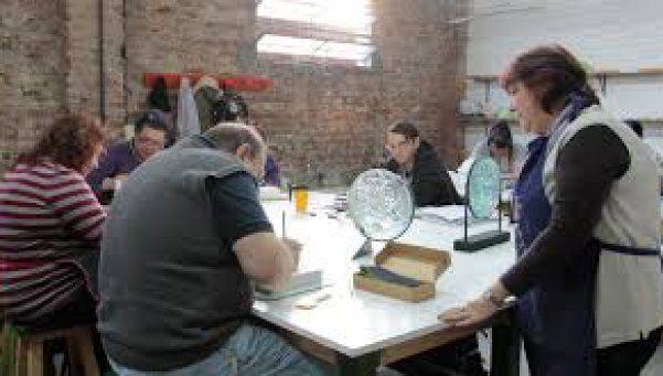 Comienzan las clases en la Escuela Municipal del Vidrio