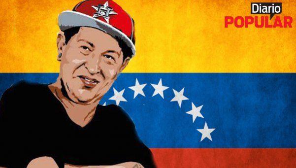 A tres años de su muerte, el perfil rockero de Chávez