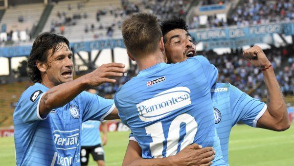 Belgrano hundió a Sarmiento en Córdoba