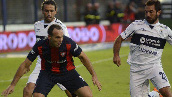 San Lorenzo jugó poco y se llevó un punto de su visita a Gimnasia