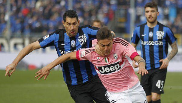 Juventus superó a Atalanta y sigue como único puntero