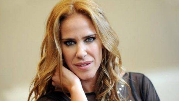 Marcela Baños fue la voz del estadio en el Monumental
