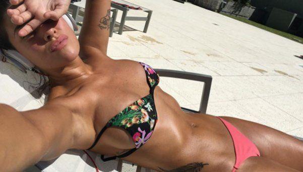 Se filtraron fotos porno  de Ivana Nadal