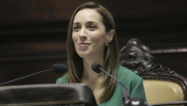 María Eugenia Vidal se salió del libreto e incursiona en acciones políticas audaces