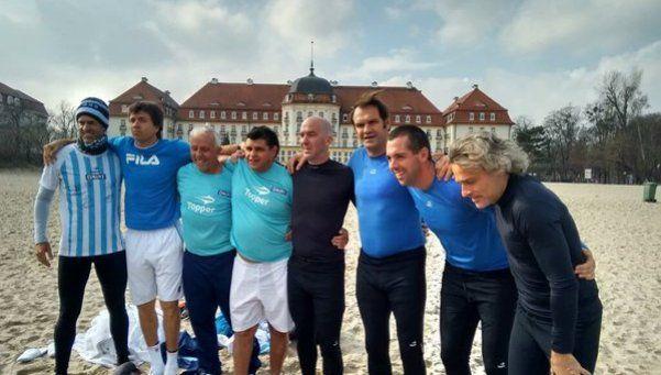 La insólita promesa del equipo de Copa Davis