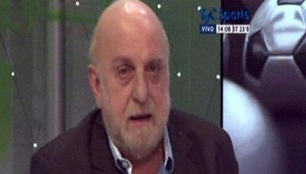 La emoción de Horacio Pagani por sus 50 años en el periodismo