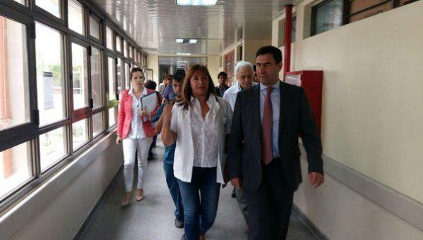 PAMI evalúa medidas para mejorar servicios del hospital Gandulfo