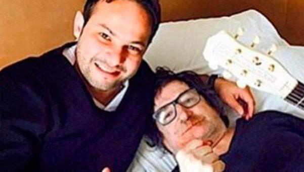 Charly García fue operado de urgencia