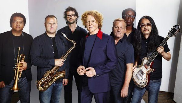 Vuelve Simply Red a la Argentina