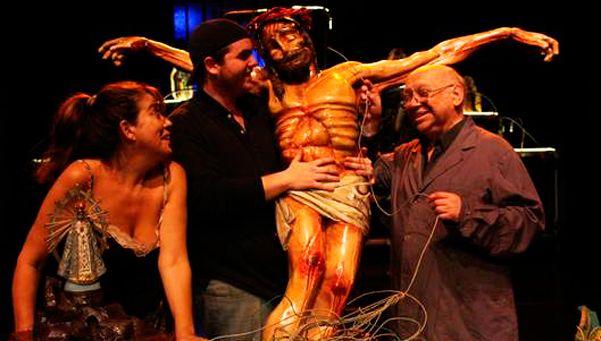 El Camarín del Teatro: Daniel Marcove por tres