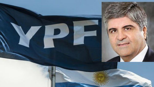 Miguel Ángel Gutiérrez, nuevo presidente de YPF