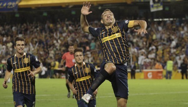Para poner en un Marco: Central goleó de la mano de Ruben