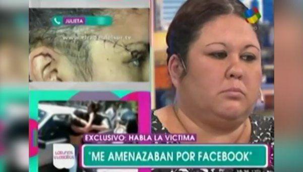 Joven agredida: La madre miraba mientras me cortaban la cara