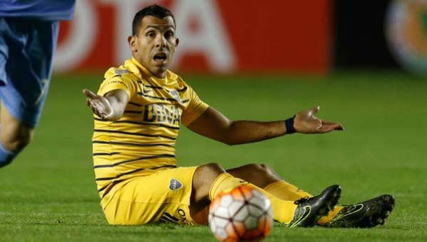 Tevez: No hay ninguna posibilidad de que me vaya de Boca en junio
