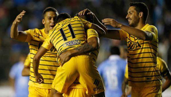Con el último aliento, Boca metió un bombazo y trae un 1-1 de La Paz