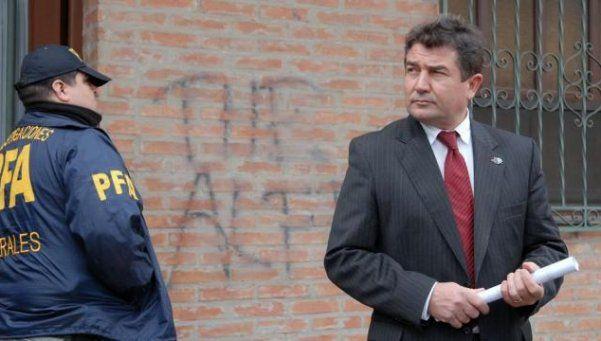 Néstor Roncaglia es el nuevo jefe de la Policía Federal