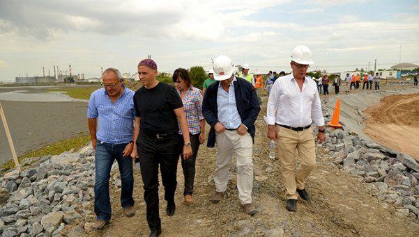 Ratifican saneamiento de la cuenca Matanza-Riachuelo