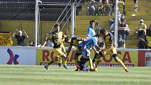 Olimpo estiró su racha positiva ante Belgrano